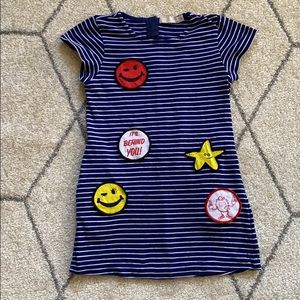 STELLA MCCARTNEY KIDS DRESS WITH POCKETS 6 YEARS